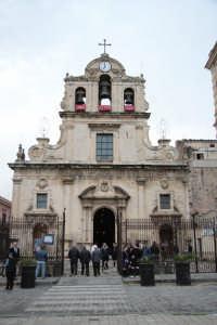 la suggestiva chiesa di sant'alfio  - Lentini (9488 clic)