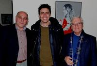 Aurelio - Pif e Francesco Marcello  Aurelio Caruso, Pif (Pier Francesco Di Liberto) e Francesco Marc
