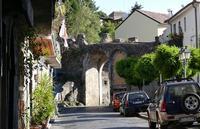 Antico ponte con archi   - Randazzo (1016 clic)