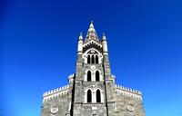 Particolare della Basilica di SANTA MARIA ASSUNTA   - Randazzo (1027 clic)