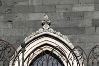 Particolare della Basilica di Santa Maria Assunta   - Randazzo (1029 clic)