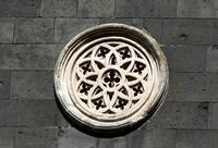 Un rosone della Basilica di Santa Maria Assunta   - Randazzo (1036 clic)