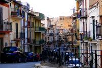 Una delle stradine del paese   - Marineo (1415 clic)