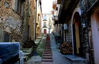 Antica stradina del paese   - Marineo (1450 clic)