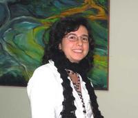 Vinny Scorsone  Vinny Scorsone nel corso della presentazione della mostra di Gilda Gubiotti al Parco dell'arte di San Giovanni La Punta  - San giovanni la punta (2500 clic)