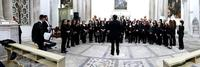 Chiesa San Giorgio dei Genovesi Concerto Coro polifonico PALERMO Maria Pia Lo Verso