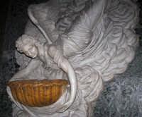 Acquasantiera di Ignazio Marabitti Ignazio Marabitti - acquasantiera della Chiesa di San Giuseppe dei Teatini a Palermo - Ph  Maria Pia Lo Verso -  - Palermo (8508 clic)