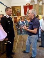 dalla mostra I carabinieri nella storia   - Valledolmo (2496 clic)