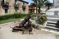 Cannone dedicato ai  CADUTI in guerra   - Gioiosa marea (1111 clic)