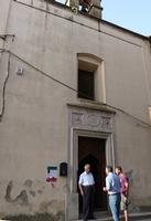 Oratorio del SS. Rosario   - Valledolmo (1600 clic)