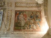 Oratorio del SS. Rosario Restauro conservativo degli stucchi dell'Oratorio del SS. Rosario  - Valledolmo (1766 clic)