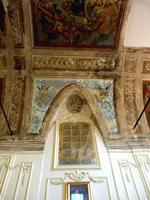 Oratorio del SS. Rosario Il restauro conservativo degli stucchi dell'Oratorio del SS. Rosario  - Valledolmo (1531 clic)