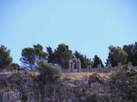 Il muro di protezione dela rocca di Cefalù   - Cefal? (3379 clic)