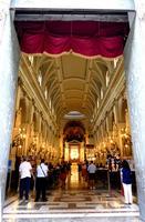 Interno Cattedrale di Palermo  PALERMO Maria Pia Lo Verso