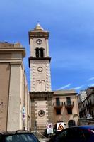 Campanile  CHIESA MADRE   - Gioiosa marea (698 clic)