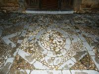 Chiesa di San Giorgio dei Genovesi Particolare del Sagrato PALERMO Maria Pia Lo Verso