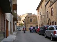 verso sera A spasso per le vie di Valledolmo - agosto 2014  - Valledolmo (622 clic)