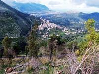 Torretta visto dal Bellolampo (2380 clic)