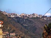 Forza d'Agrò vista da Taormina (5862 clic)