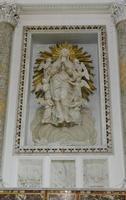 Cattedrale di Palermo Altorilievo PALERMO Maria Pia Lo Verso