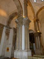 La Chiesa di San Giorgio dei Genovesi Colonne a fascio -  ottobre 2013 PALERMO Maria Pia Lo Verso