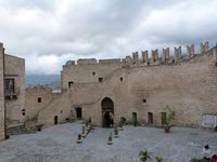 Castello La Grua  Talamanca Castello di Carini  - Carini (2710 clic)