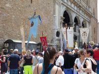 XXI Cammino delle Confraternite  Monreale - giugno 2012 -  - Monreale (2792 clic)