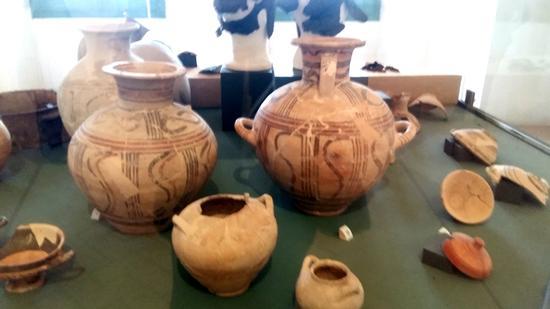 Reperti archeologici del Castello Beccadelli - Marineo - inserita il 27-Dec-17