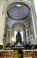 Cattedrale di Palermo Cappella del SS. SACRAMENTO. L'altare con il soprastante ciborio è in lapislaz