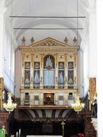 Organo monumentale  dell'Abbazia Organo monumentale del XVI secolo  perfettamente funzionante -  Novembre 2013  - San martino delle scale (2566 clic)