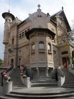 Il Villino Florio  La residenza palermitana dei Florio in viale Regina Margherita.  Progetto arch.Er