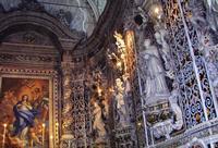 Chiesa di San Francesco D'Assisi Cappella dell'Immacolata PALERMO Maria Pia Lo Verso