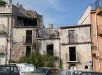Case semidiroccate Piazza principale di Forza D'Agrò  - Forza d'agrò (4649 clic)