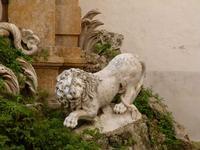 La fontana dell'Oreto La fontana dell'Oreto a fianco dell'Abbazia di San Martino delle Scale. (particolare)  - San martino delle scale (2158 clic)