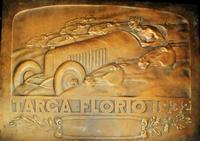 La Targa Florio del 1932 Trofeo  consegnato a Tazio Nuvolari PALERMO Maria Pia Lo Verso