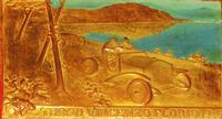 La Targa Florio del 1906 Opera di Renè Lalique con smalti e oro PALERMO Maria Pia Lo Verso