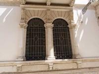 Palazzo Burgio In stile Siciliano- Liberty  è stato costruito nel XX secolo   -  agosto 2013  - Marsala (944 clic)
