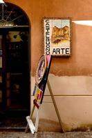 Negozio ceramiche di Castelbuono (476 clic)