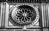 Rosone del duomo   - Acireale (1380 clic)
