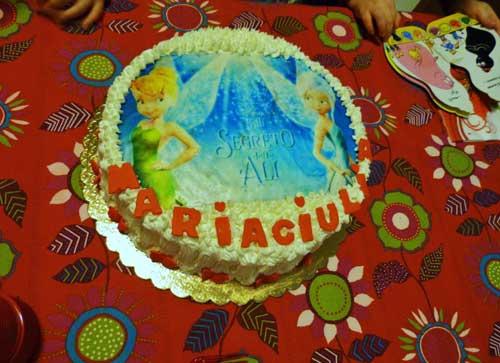 La torta Mariagiulia - ISOLA DELLE FEMMINE - inserita il 23-Jan-14