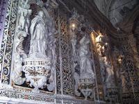 Chiesa di San Francesco Cappella dell'Immacolata PALERMO Maria Pia Lo Verso
