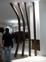 Alberi in door Installazione di Diego Cunsolo realizzata per la Fondazione La Verde La Malfa di San Giovanni La Punta.   Trappeto è una frazione di S.Giovanni La Punta (Catania)  - Trappeto (2297 clic)