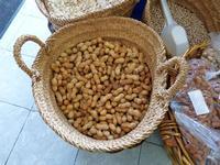 Cesta con arachidi  PALERMO Maria Pia Lo Verso