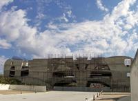 Il teatro di Pietro Consagra Opera ancora incompiuta dopo più di 30 anni  - Gibellina (2076 clic)