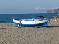 la barca blu   - Brolo (2158 clic)