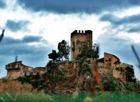Il castello Il Casteollo di Brolo visto dalla parte del mare  - Brolo (1562 clic)