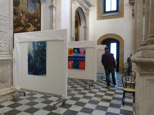 opere di Massimo Piazza e Calogero Barba - PALERMO - inserita il 16-Oct-13