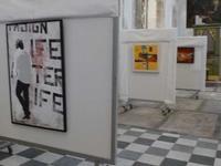 Opere di Aurelio Caruso, Franco Mineo e Sergio Figuccia Immagini della mostra Arte, Fede e Speranza