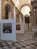 Opere di Alessandro Monti e Antonella Affronti Immagini della mostra Arte, Fede e Speranza esposta a