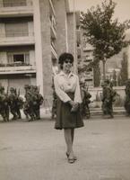 quanto eri bella gioventù La fotografa palermitana Maria Pia Lo Verso in una foto giovanile PALERMO